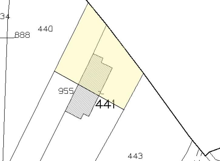 Planimetria 2/2 per rif. S2296