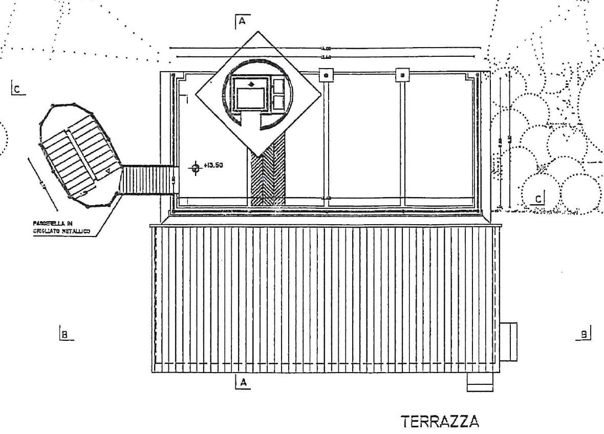 Planimetria 5/5 per rif. S2301