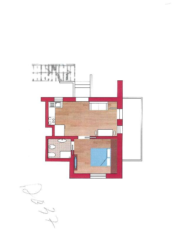 Planimetria 1/1 per rif. DE81