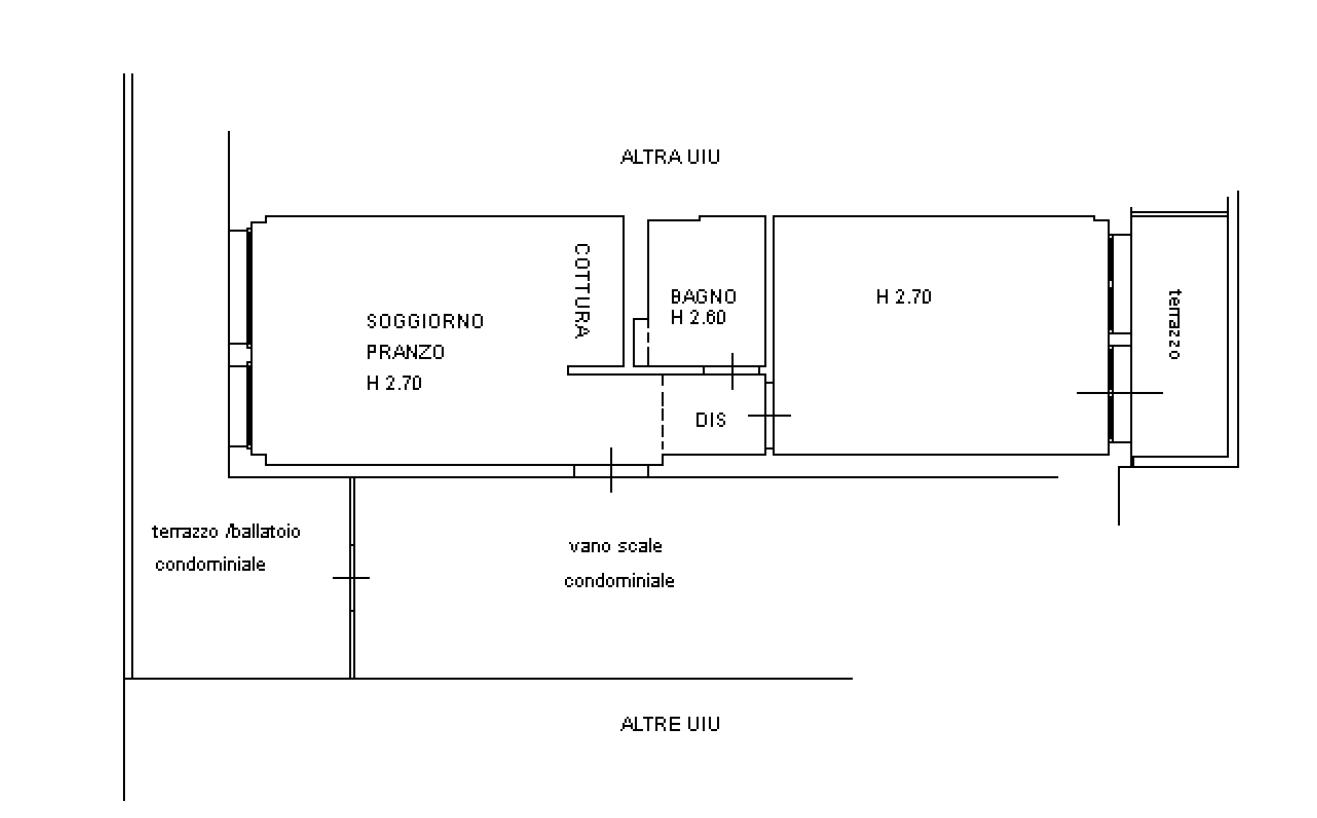 Planimetria 1/1 per rif. DE1037