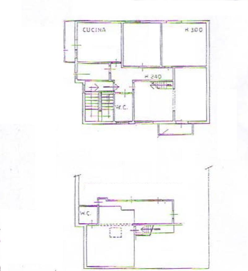Planimetria 1/1 per rif. DE66