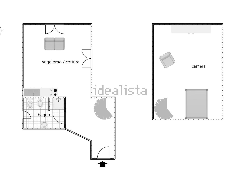 Planimetria 1/1 per rif. DE68
