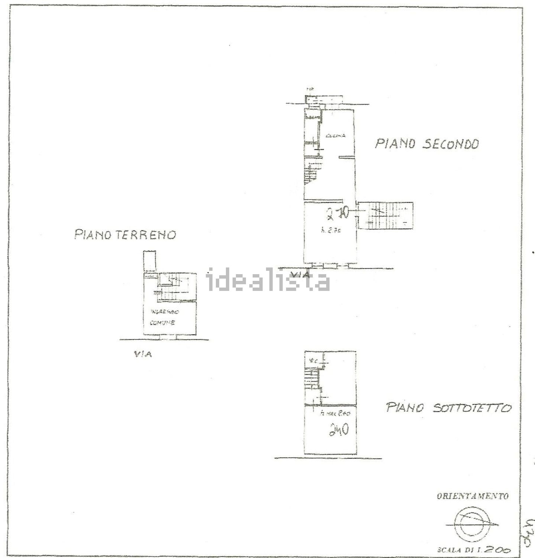 Planimetria 1/1 per rif. LF5083