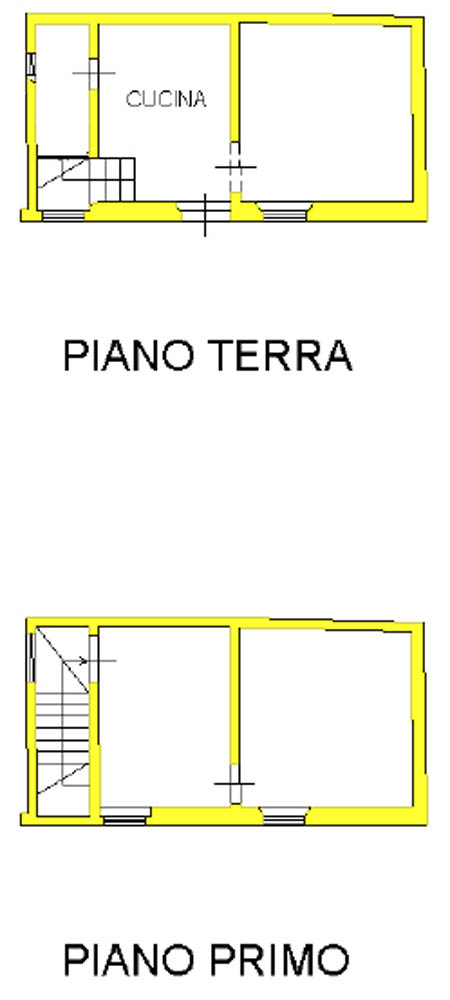 Planimetria 1/1 per rif. C080