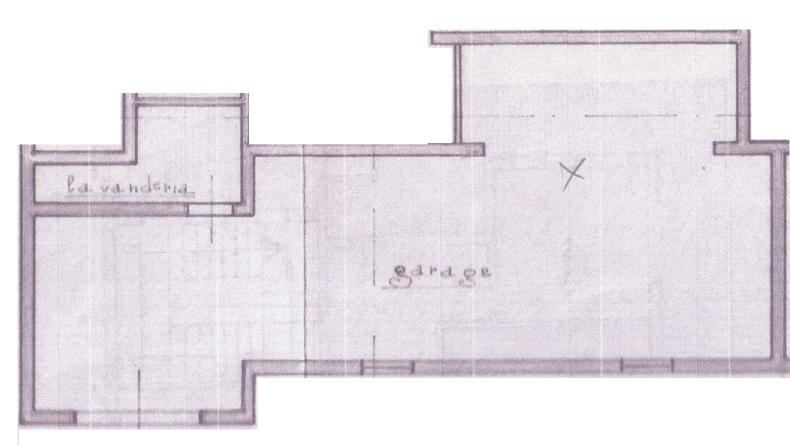 Planimetria 2/2 per rif. C289