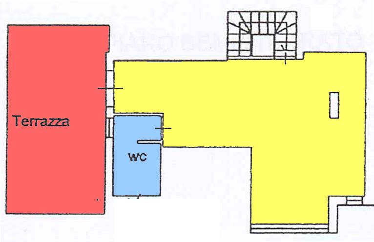 Planimetria 2/2 per rif. B655