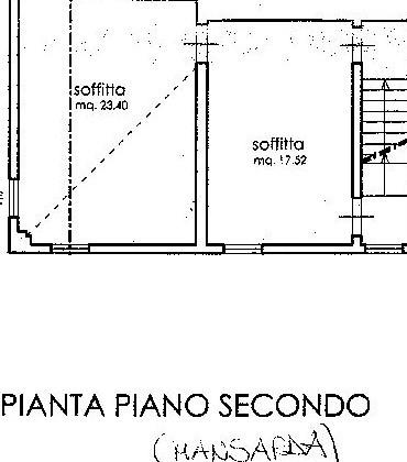 Planimetria 4/4 per rif. C317