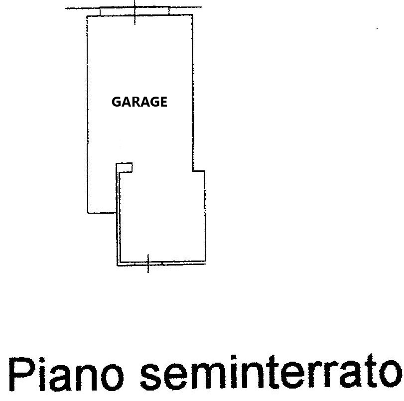 Planimetria 2/2 per rif. C329