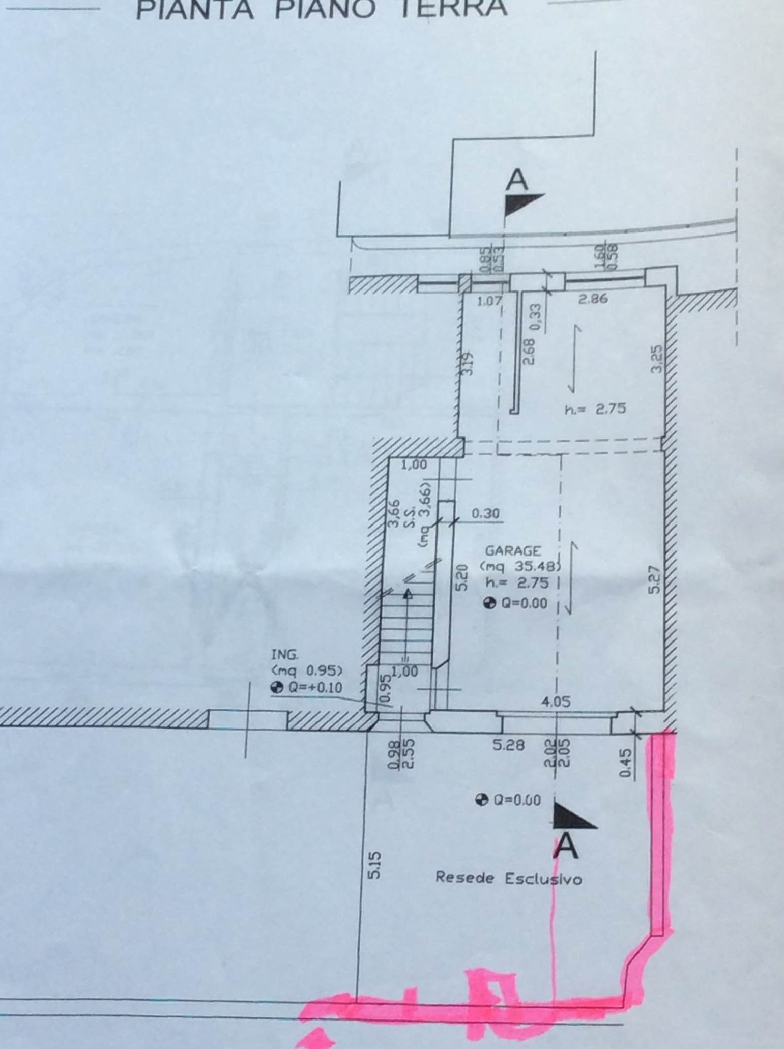 Terratetto in vendita - Cascine, Buti