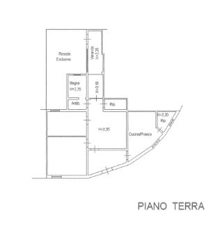 Appartamento in vendita, rif. 5792 (Planimetria 1/1)