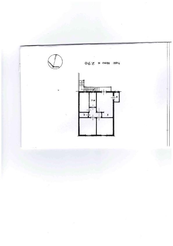 Planimetria 2/2 per rif. AE1298V