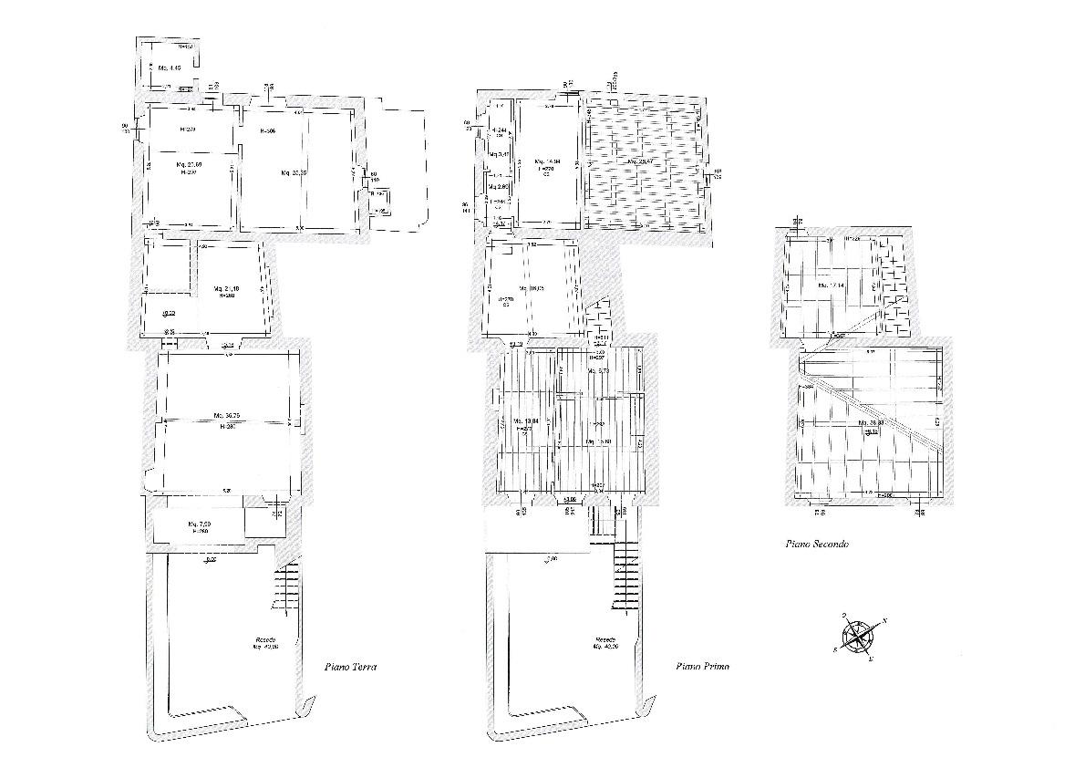 Planimetria 1/1 per rif. 1226