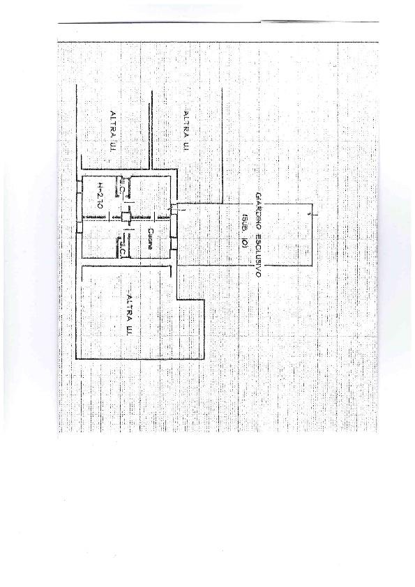 Appartamento in vendita, rif. AE1276V (Planimetria 1/1)