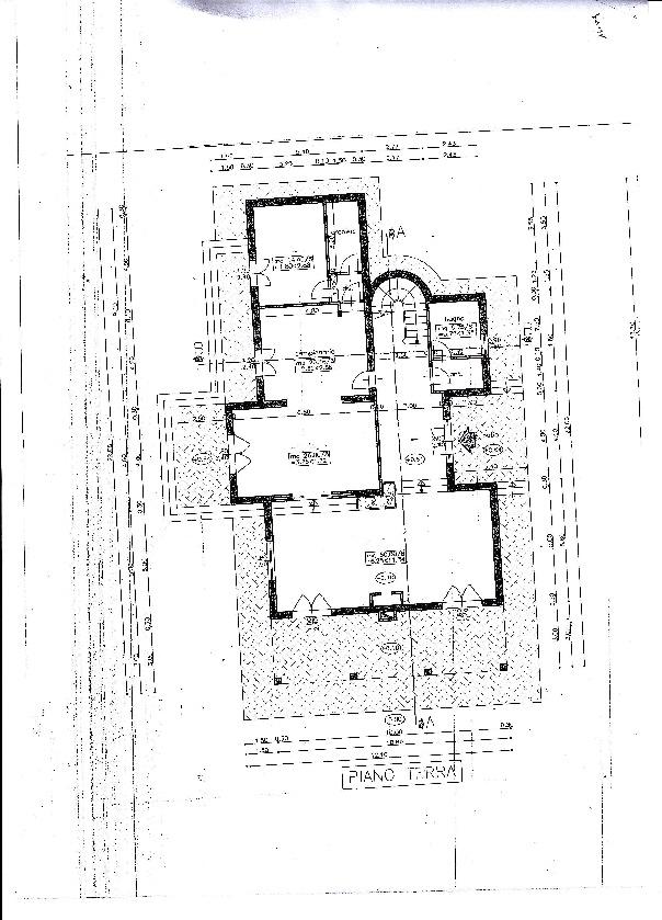 Planimetria /3 per rif. S547