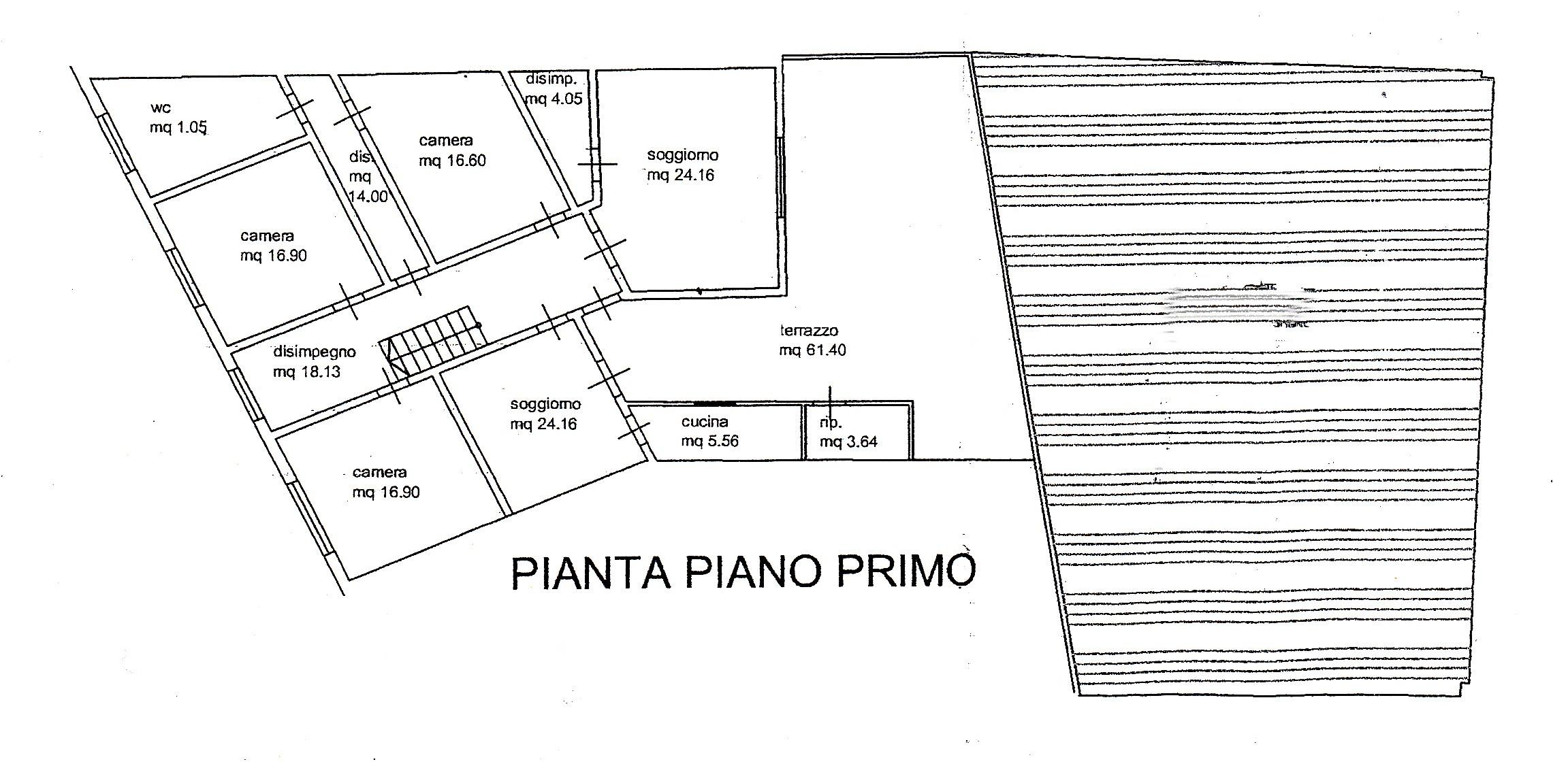 Planimetria /1 per rif. S572