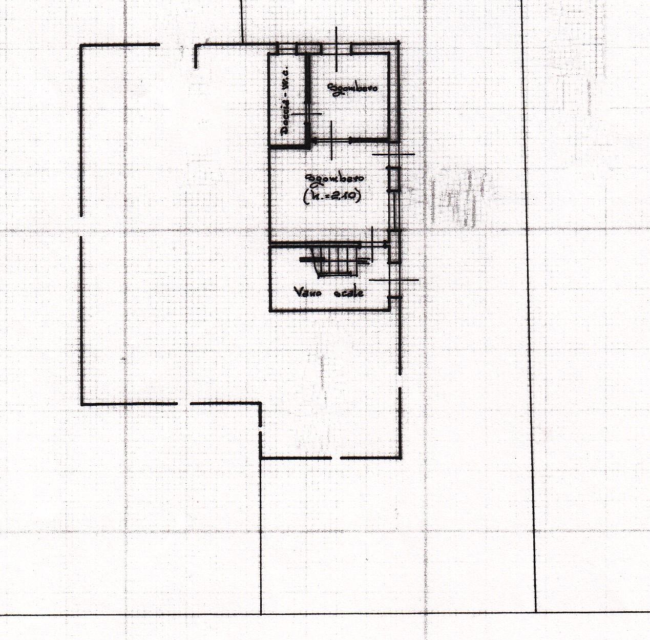 Planimetria 3/3 per rif. S187