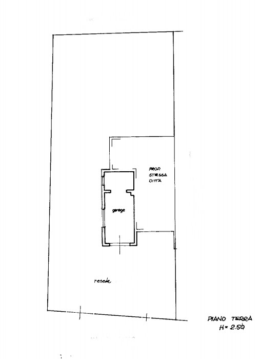 Plan 1/2 for ref. S627