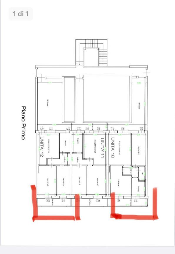 Planimetria 3/3 per rif. 3po/010