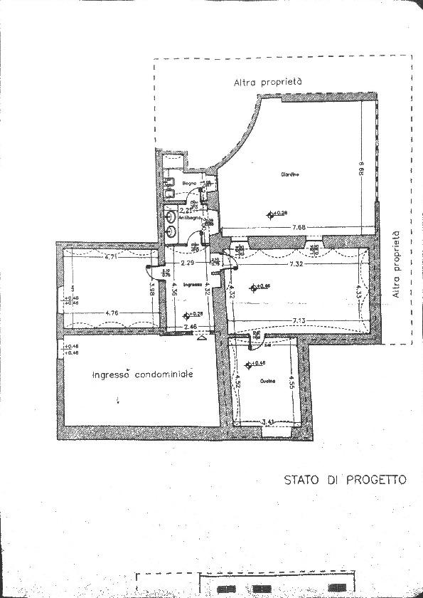 Planimetria 1/1 per rif. 3po/039