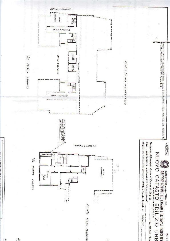 Planimetria 1/1 per rif. 3po/043