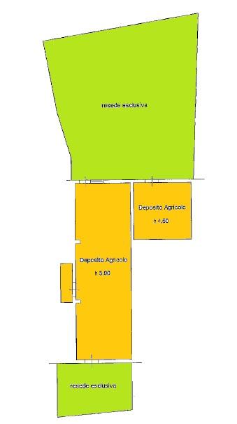 Planimetria 2/2 per rif. BRST258