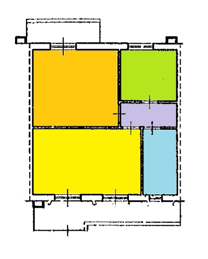 Planimetria 1/2 per rif. BRST285