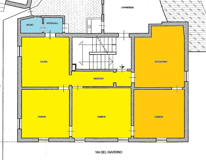 Planimetria 1/2 per rif. BRST299