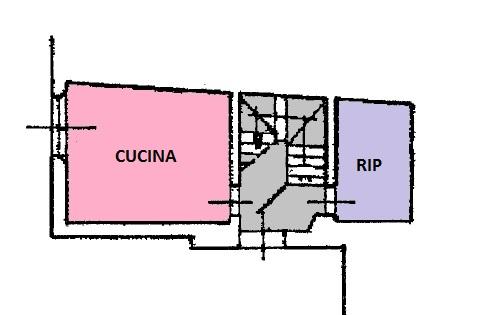 Planimetria 3/3 per rif. BRST326