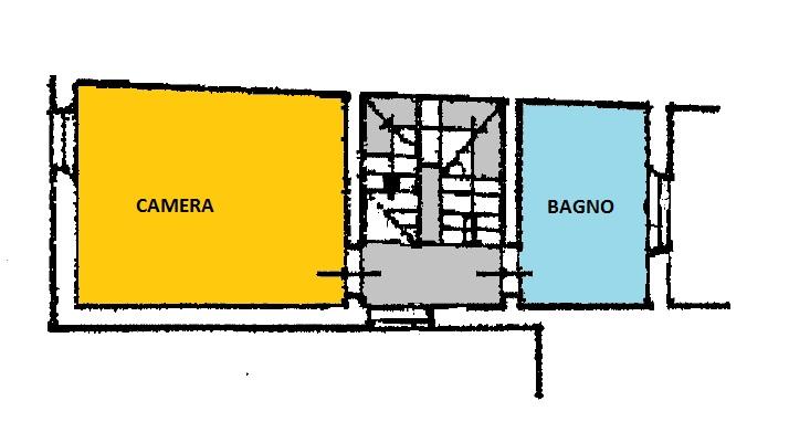 Planimetria 1/3 per rif. BRST326