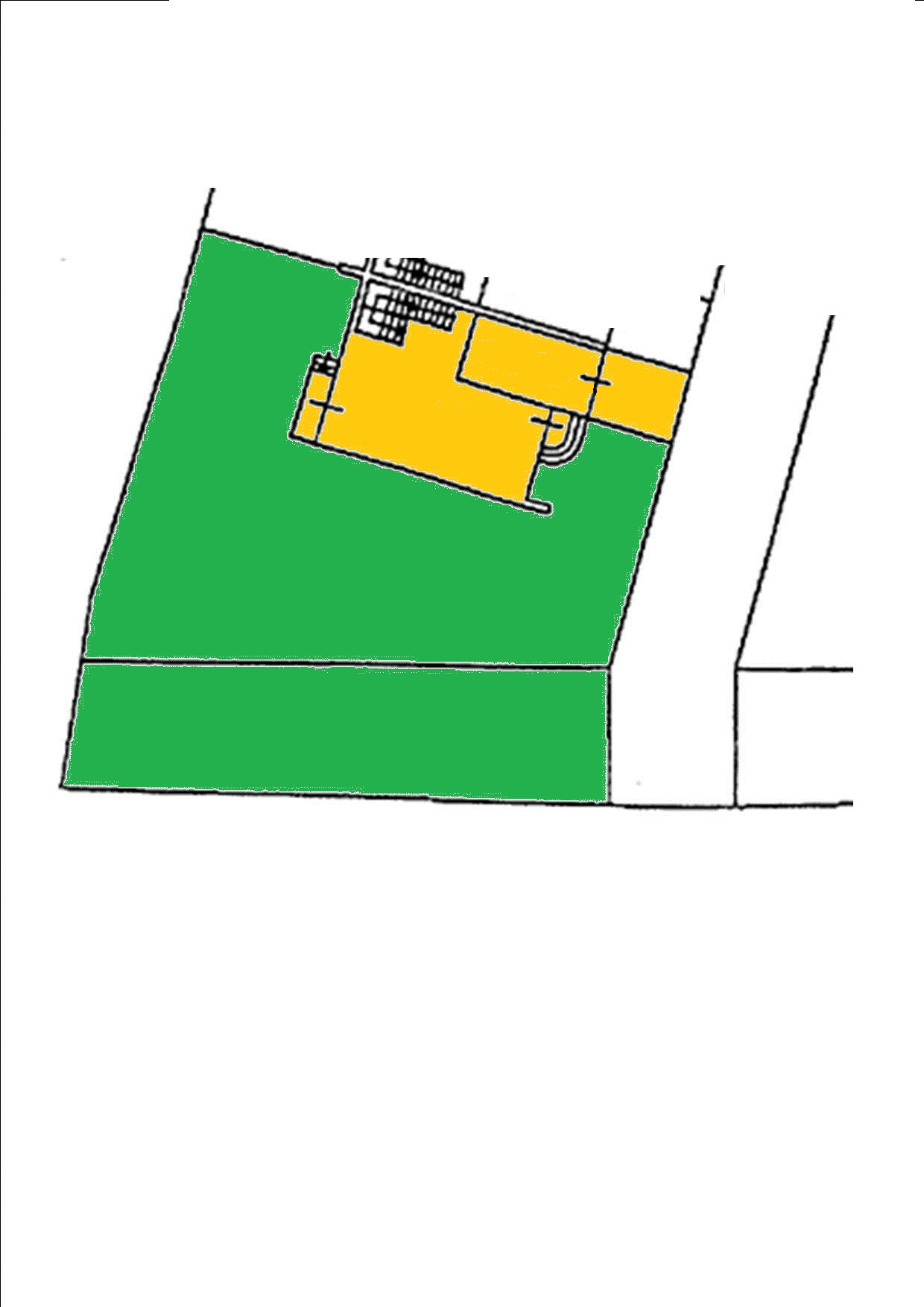 Planimetria 1/2 per rif. BRST343
