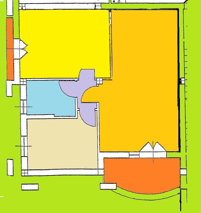 Planimetria 1/2 per rif. BRST347