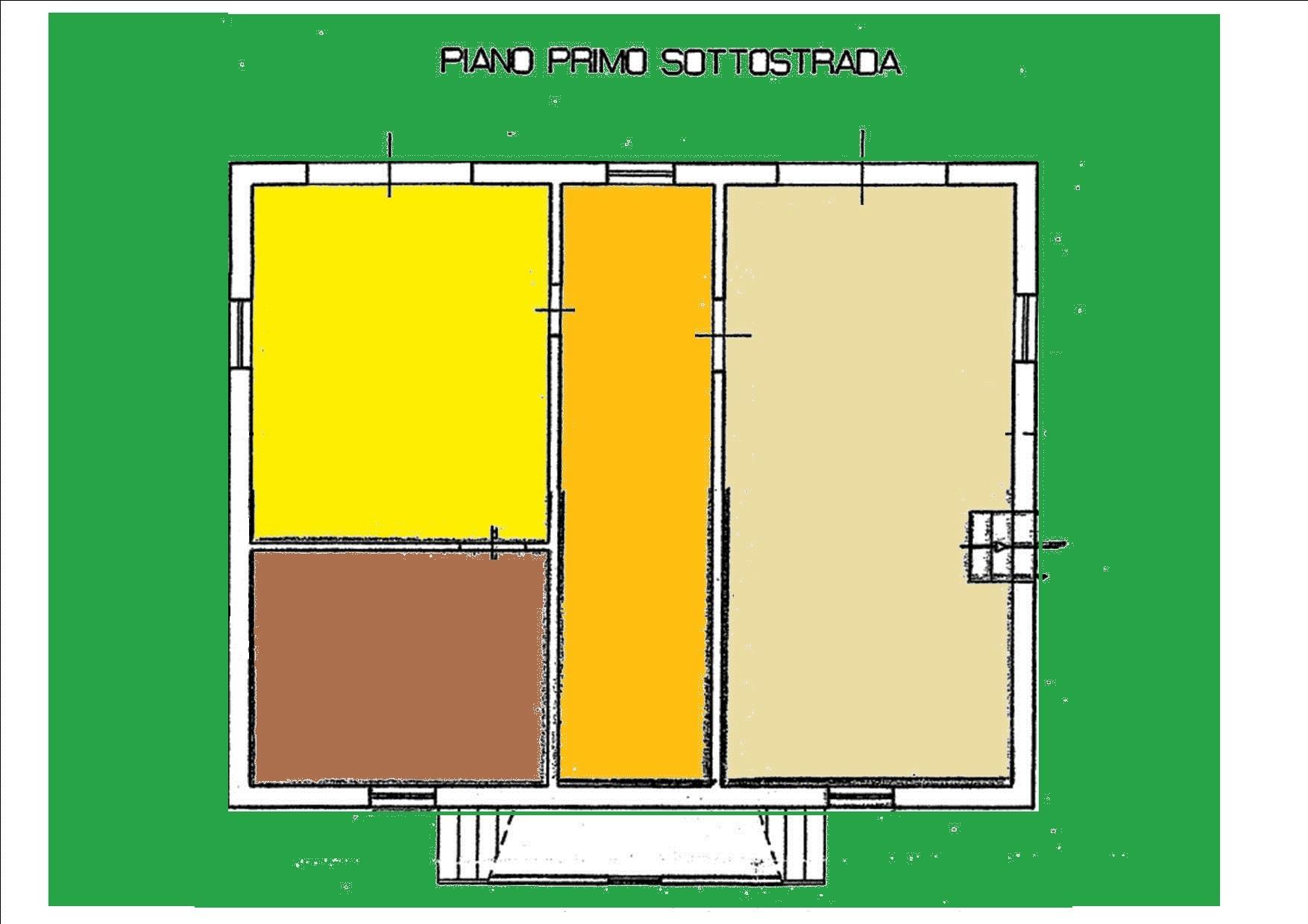 Planimetria 2/2 per rif. BRST361
