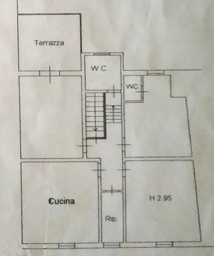 Planimetria 2/2 per rif. BRST415