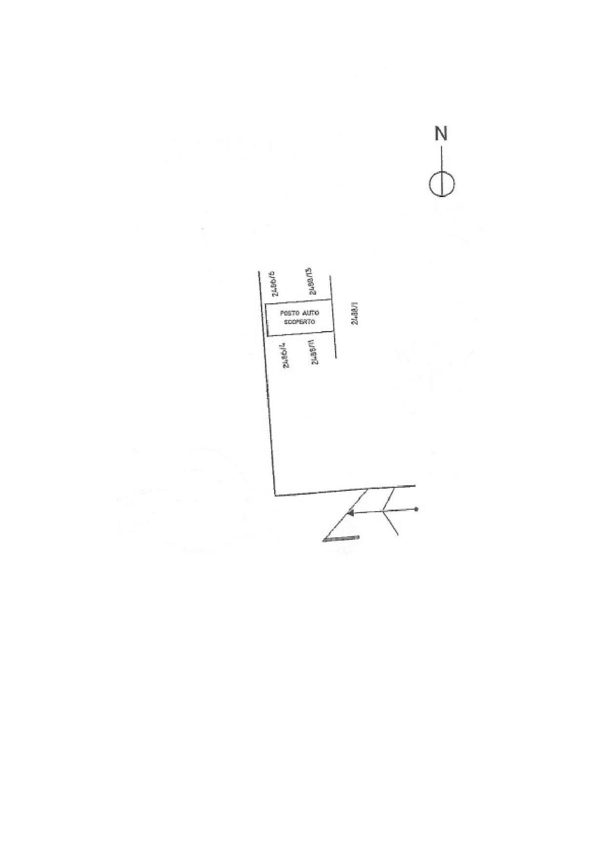 Planimetria 3/3 per rif. V1122
