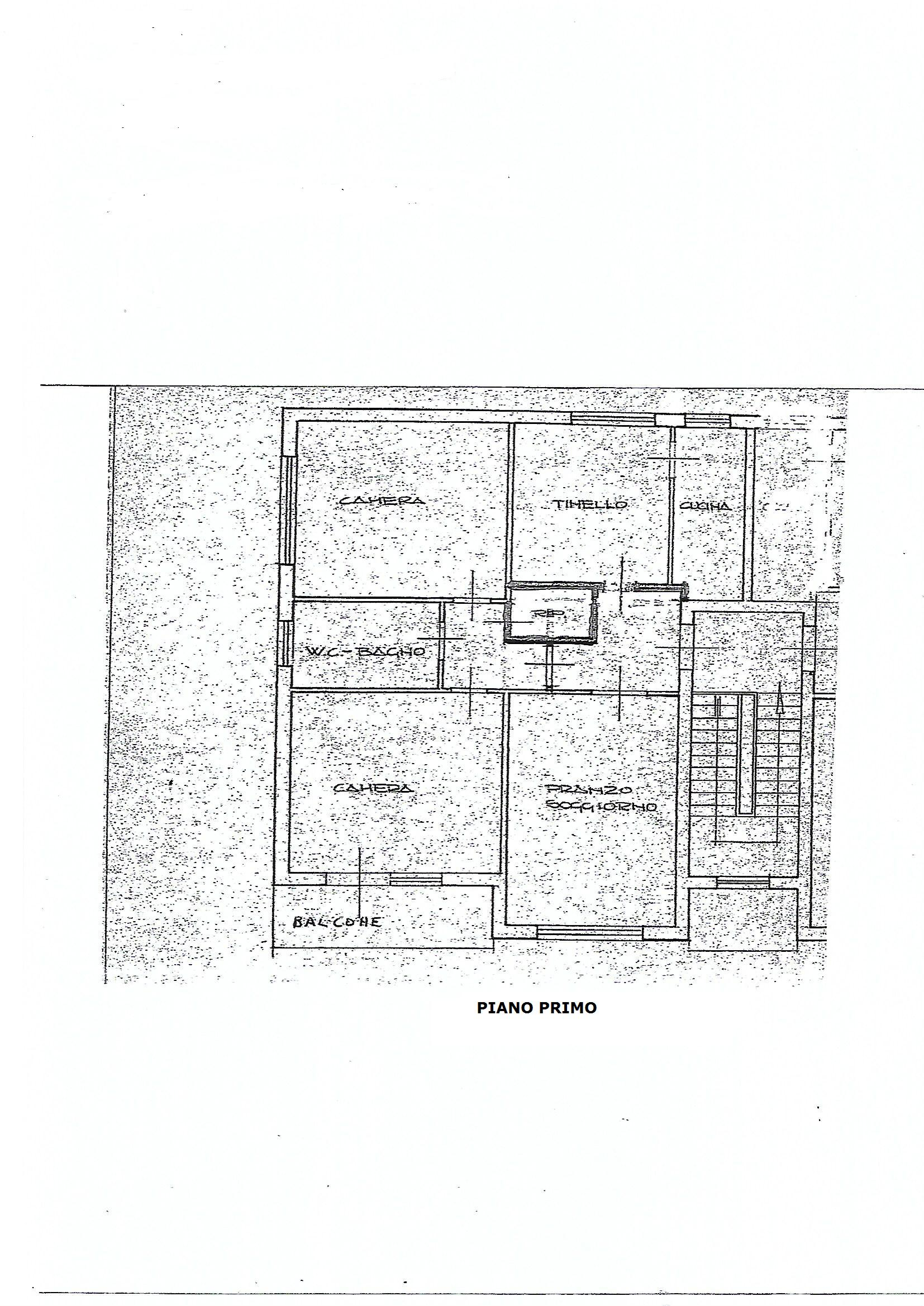 Planimetria 1/1 per rif. L2017
