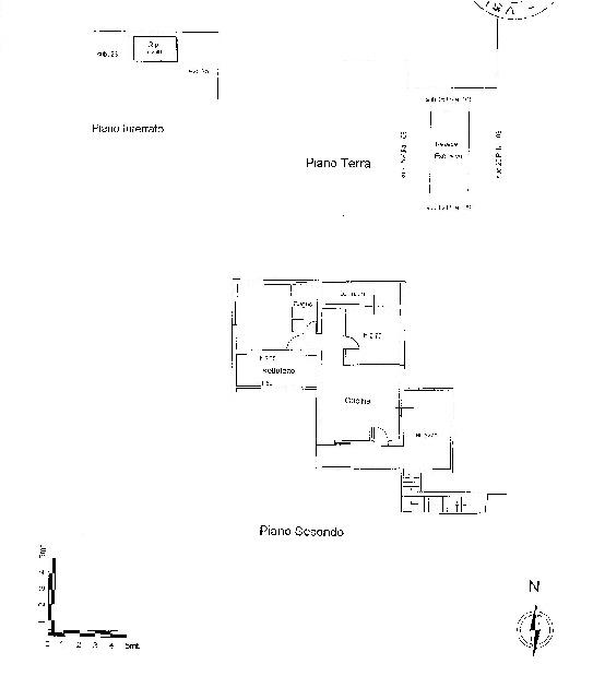 Planimetria 1/1 per rif. V1012