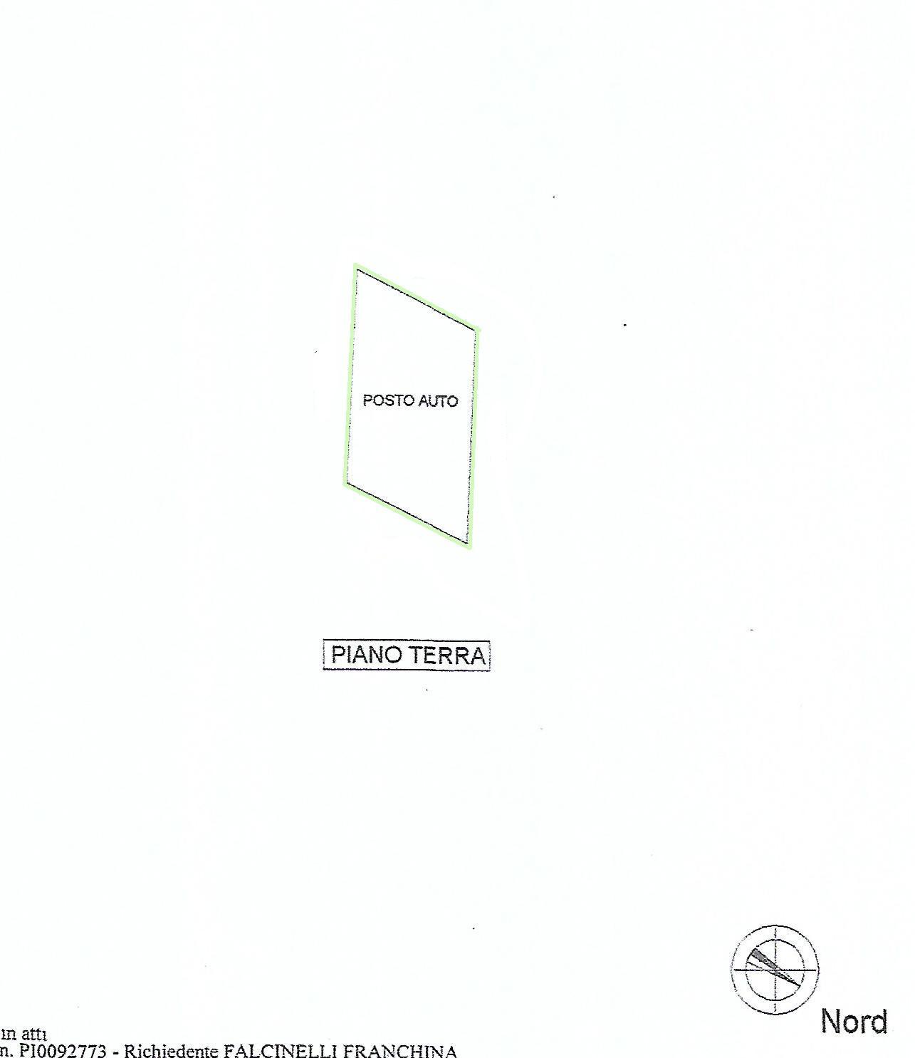 Planimetria 2/2 per rif. V1063