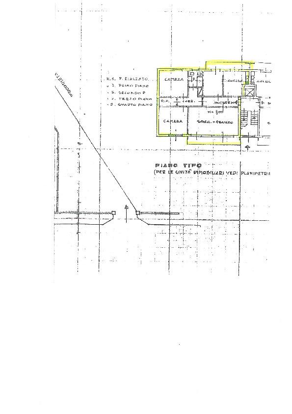 Planimetria 1/1 per rif. II28V