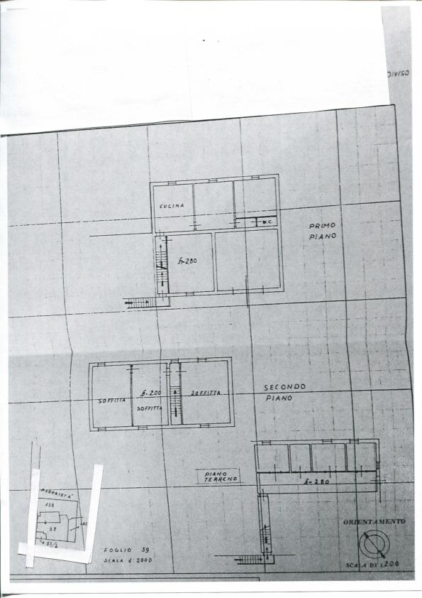 Rustico in vendita, rif. 797 (Planimetria 1/1)