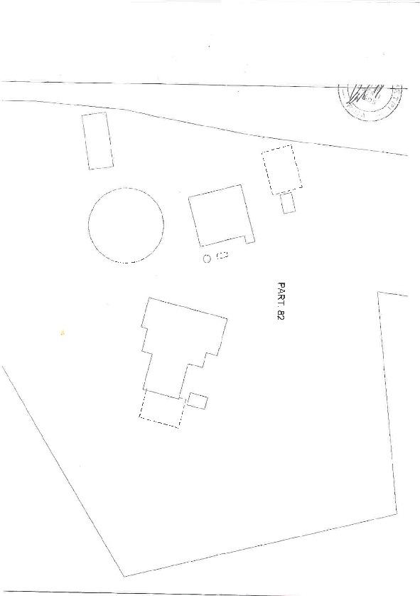 Planimetria 1/1 per rif. A200