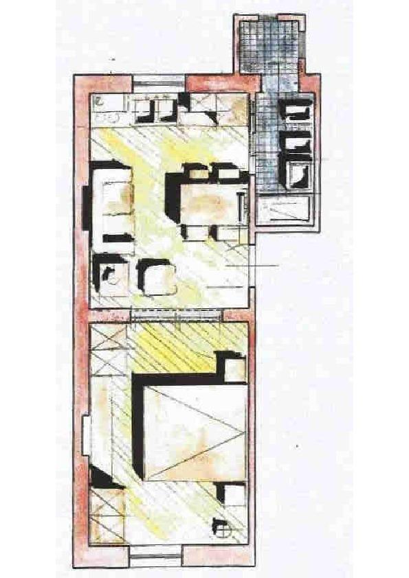 Planimetria 1/1 per rif. CA178