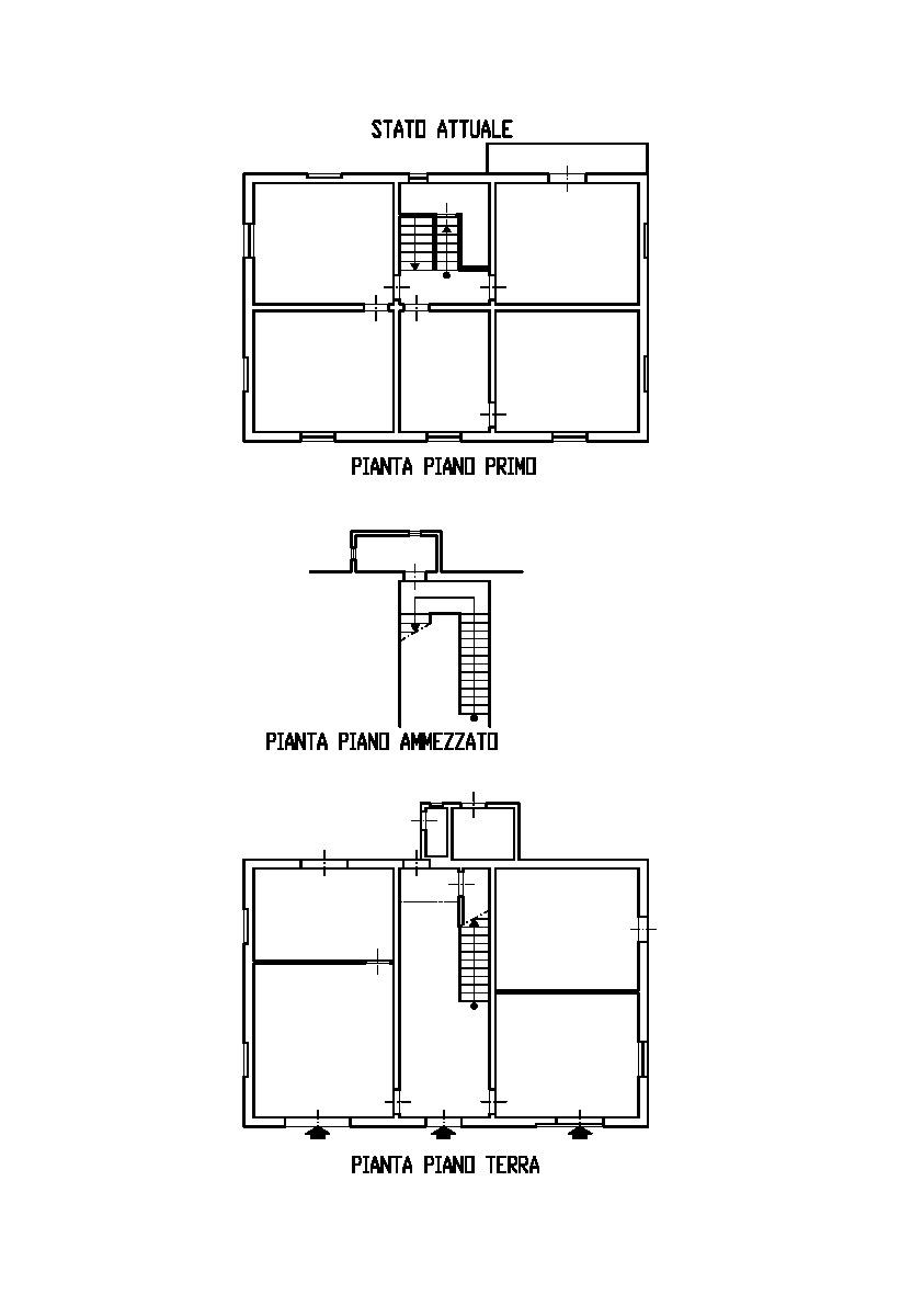 Planimetria 1/1 per rif. FO090