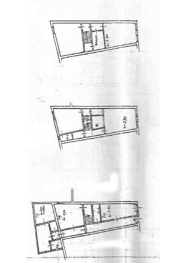Planimetria 1/1 per rif. PA119