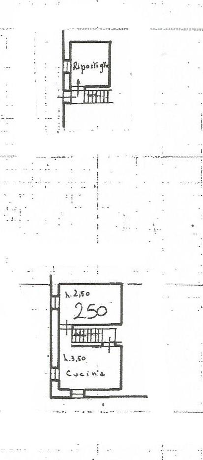 Planimetria 1/4 per rif. PA102
