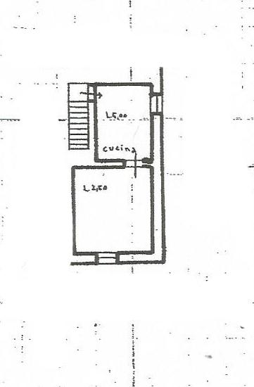 Planimetria 2/4 per rif. PA102