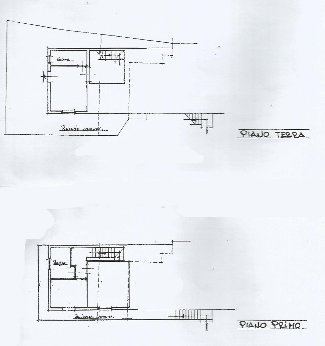 Planimetria 2/2 per rif. PA139