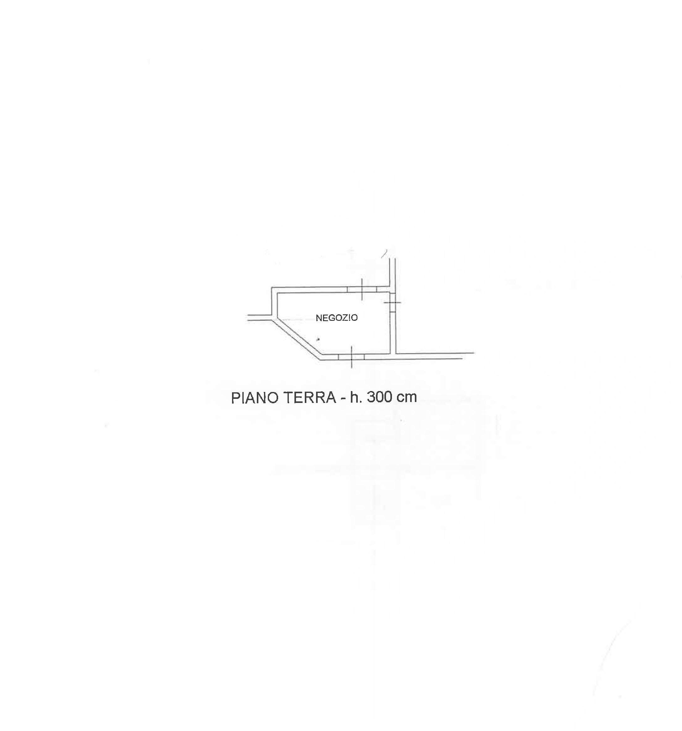 Planimetria 1/3 per rif. PO171