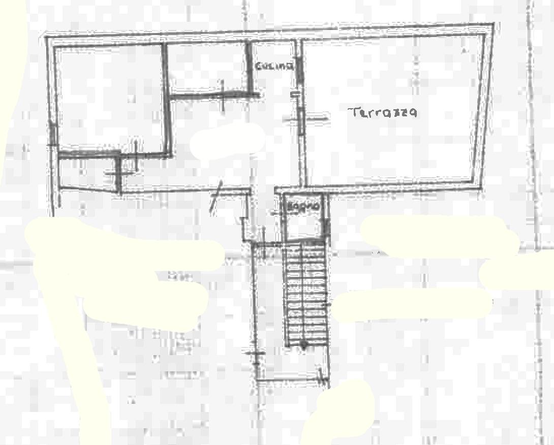 Planimetria 1/1 per rif. AF054