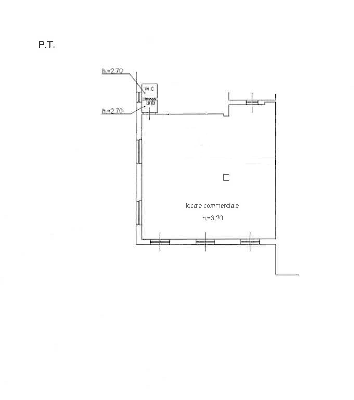 Planimetria 1/1 per rif. FC001