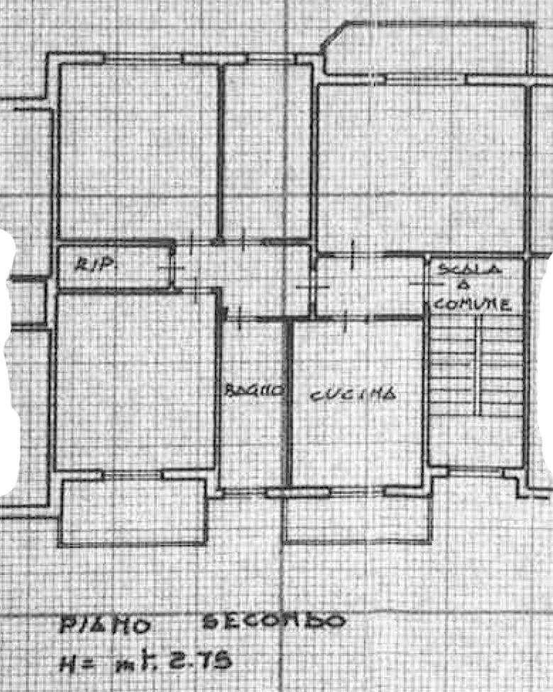 Planimetria 1/2 per rif. FO123